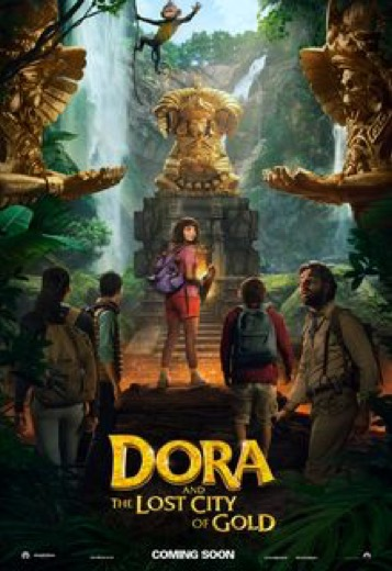 Dora The Explorer & The Lost City Of Gold